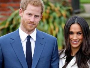 """Принц Хари и Меган Мaркъл си казват заветното """"Да"""" на сватбата на годината"""