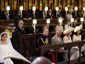 Ето защо мястото до принц Уилям на кралската сватба беше празно