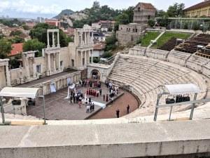 Пловдивският отговор на кралската сватба СНИМКИ