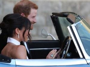 Принц Хари подари на съпругата си пръстен на лейди Даяна ВИДЕО