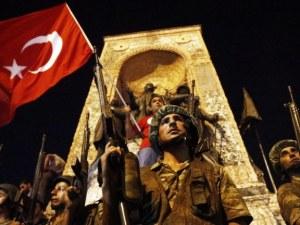 104 доживотни присъди за преврата в Турция