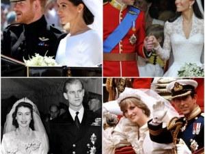 8 интересни факта за кралските сватби