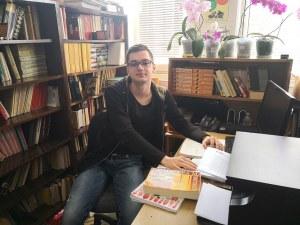 Библиотеката на Английската пази истории за успехи и любови
