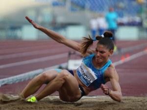 Габи Петрова с втори резултат в Европа