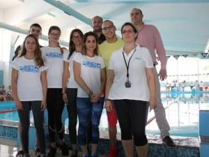 Най-добрият плувец у нас дойде в Пловдив за престижен турнир СНИМКИ
