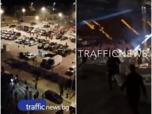 Осемте арестувани за боя в Колодрума ще търкат наровете в ареста 72 часа ВИДЕО