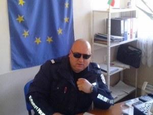 Убитият полицай в Кючука - дългогодишен служител със семейство СНИМКИ