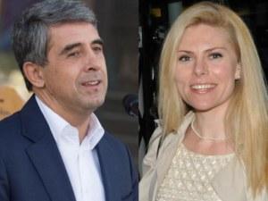 Лили Иванова отказа да пее на сватбата на Деси Банова и Плевнелиев!