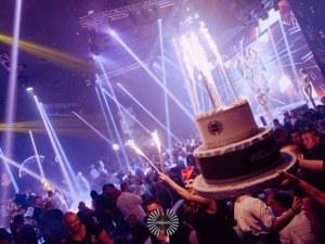"""Megami Club Plovdiv опиянена нощния живот с любов и подчини партитата си на """"Place for Love"""""""