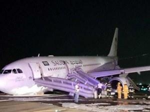 Над 50 са ранените в инцидента с пътническия самолет ВИДЕО