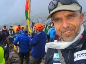 Приятели на Боян Петров: Малцина знаят какво е да спиш на 6000 м височина