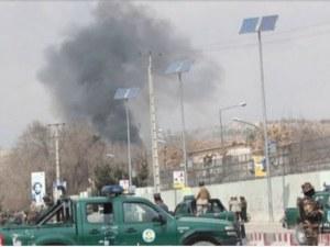Ракетен обстрел в базата в Кандахар, няма пострадали българи
