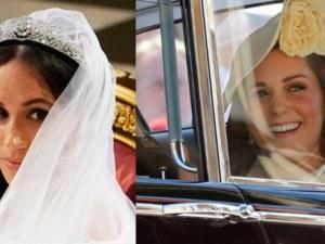 Кого обиди Кейт Мидълтън на сватбата на Меган и Хари?