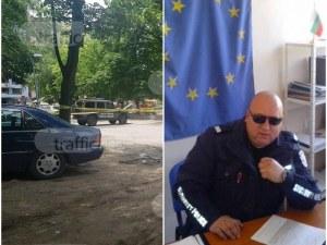 Колеги на командоса Ангел: Полицаят може да е насочил пистолет към него