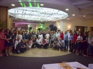 Малките балерини на Stars Dance Center омаяха пловдивските журналисти в Тримона СНИМКИ