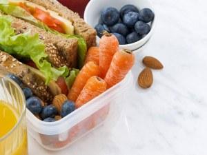 Няколко идеи за здравословна и бърза закуска