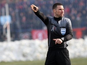 Пловдивски рефер свири баража за Лига Европа