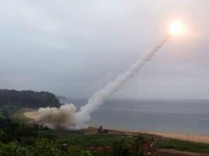 Русия изстреля 4 междуконтинентални балистични ракети
