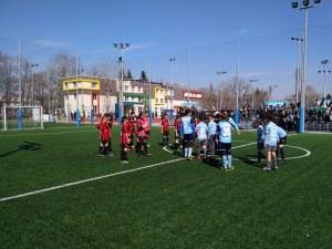Борим наркотичната зависимост с детски футболен турнир