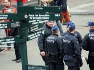 Български джип вся хаос в Брюксел! Блъсна умишлено друг автомобил