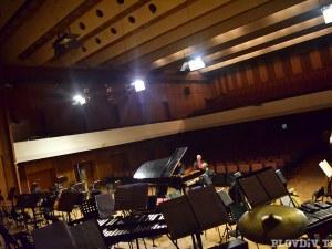 Министерството на културата на поправителен за Концертна зала