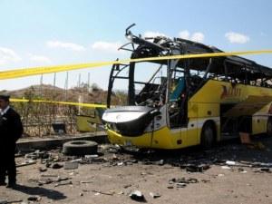Автобусна катастрофа в Африка взе 48 жертви, 16 от тях са деца