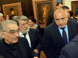 Борисов за Светлин Русев: България загуби един от мъдреците си
