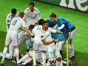 Трета поредна за Реал! Вратар закопа Ливърпул
