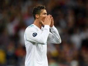 Бомба! Роналдо си тръгва от Реал!