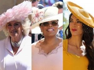 Ето защо британките носят такива нелепи шапки СНИМКИ