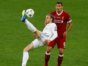 Юнайтед изкушава Гарет Бейл с умопомрачителна заплата