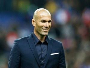Изненада! Зидан си тръгна от Реал Мадрид