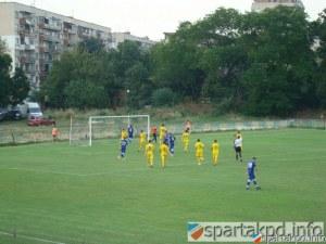 Ясен е новият старши треньор на възродения Спартак Пловдив