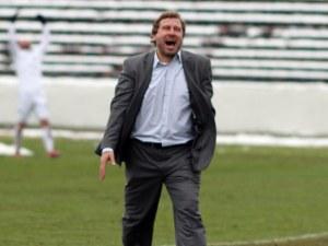 Вили Вуцов престоя в Царско село едва 20 дни и 3 мача