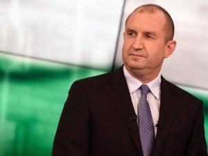 Президентът Румен Радев идва в Пловдив да награждава
