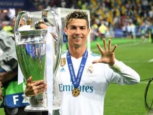 Роналдо казал на съотборниците си, че се маха от Реал