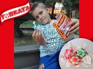 Футболна топка отива при още един фен на пловдивски бонбони СНИМКИ