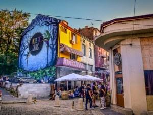 Пловдив се напълни с туристи заради Капана фест СНИМКИ