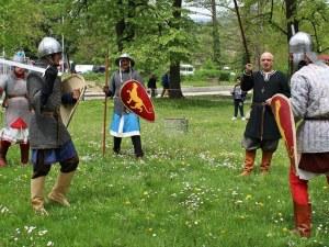 Средновековен фестивал в Пловдив! Младежкият хълм напълно се преобразява