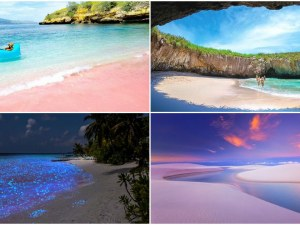 Чудесата на природата: топ 5 на най-удивителните плажове на Земята ВИДЕО и СНИМКИ