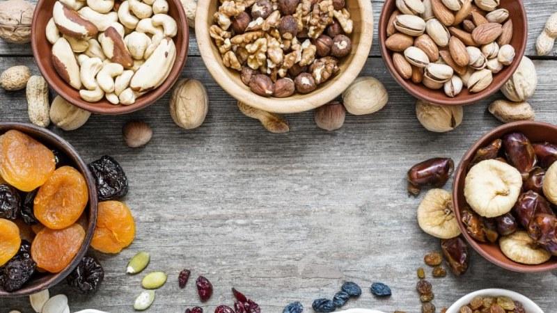 Резултат с изображение за ядки и семена