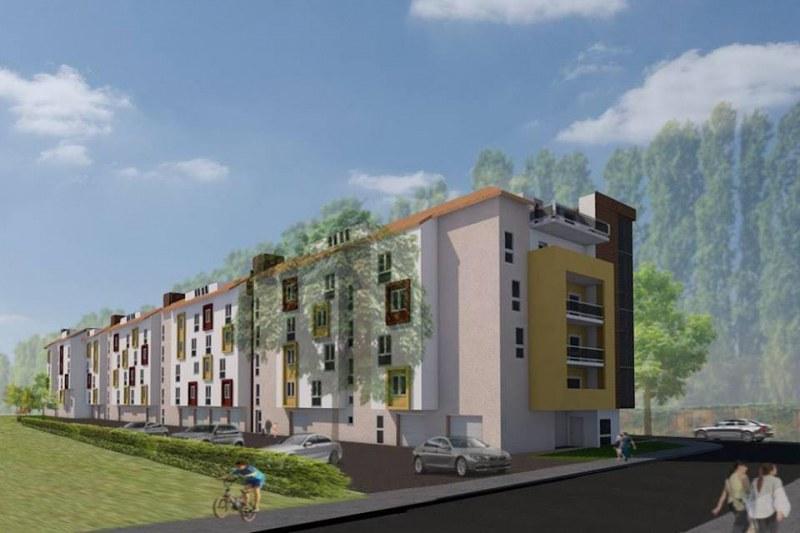 Апартамент със собствен двор в модерен комплекс в Пловдив? Възможно е! СНИМКИ