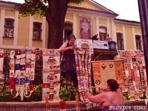 Мажоретки и талантливи майстори сътвориха истински празник в Пловдив СНИМКИ