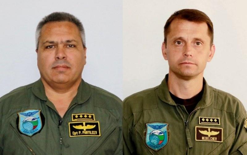 Загиналите пилоти на хеликоптера участвали в десетки спасителни акции СНИМКИ