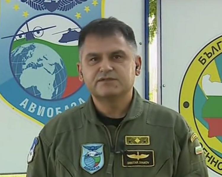 Началникът на авиобаза Крумово: Летим на санитарния минимум, 700 лева струва 1 час в небето