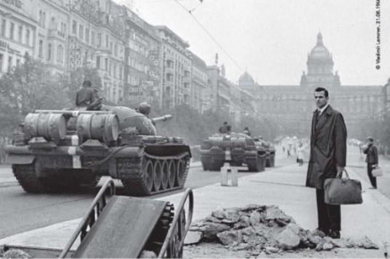 Припомнят Пражката пролет през 1968 г. с уникална фотоизложба
