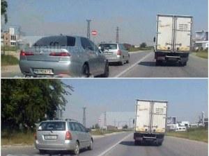 Газене на закона с гуми в Пловдив! Ето как стават челните катастрофи ВИДЕО