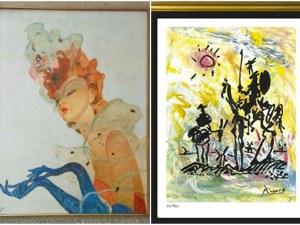 У нас: Шедьоври на Лотрек, Пикасо и Паскин - изложени за продажба!