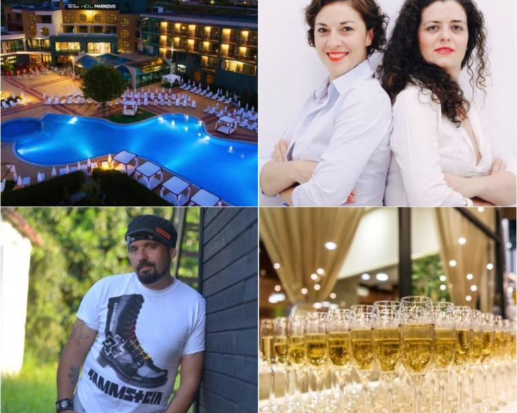Голямо парти готвят талантливи изпълнители в четиризвезден хотел край Пловдив СНИМКИ