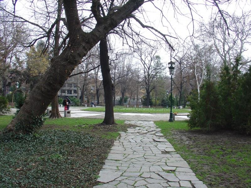Търсят решения за реконструкция на Дондуковата градина в Пловдив